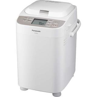 パナソニック(Panasonic)のパナソニック ホームベーカリー 1斤タイプ ホワイト SD-MT3-W(ホームベーカリー)