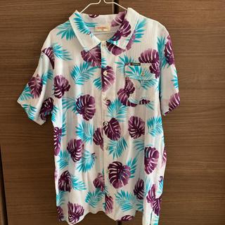 ティンカーベル(TINKERBELL)のティンカーベル☆アロハシャツ☆サイズ150☆(Tシャツ/カットソー)