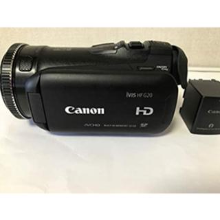 Canon - 【極美品♡】Canon デジタルビデオカメラ iVIS HF G20