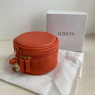 アルビオン(ALBION)の☆未使用品☆ アルビオン ジュエリーポーチ アクセサリーポーチ(ポーチ)
