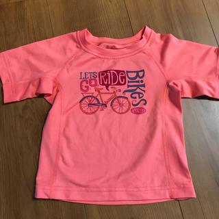 パタゴニア(patagonia)の美品 パタゴニア ベビーキャプリーンTシャツ 12m(Tシャツ)