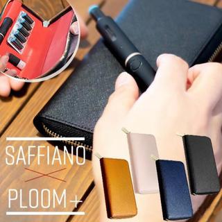 プルームテック(PloomTECH)のプルームテックプラス 手帳型ケース 4色(タバコグッズ)