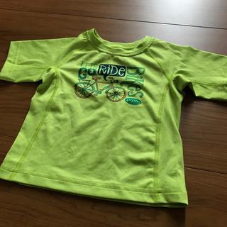パタゴニア(patagonia)の美品 パタゴニア ベビーキャプリーンTシャツ サイズ12m(Tシャツ)