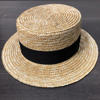 Bonpoint - お値下げ 新品未使用 WILLY'S  麦わら帽子 カンカン帽 kid