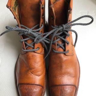フットザコーチャー(foot the coacher)のフットザコーチャー☆チャッカブーツ☆ナンバーナイン(ブーツ)