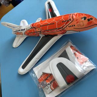 エーエヌエー(ゼンニッポンクウユ)(ANA(全日本空輸))の飛行機 風船 ANA 未開封(航空機)