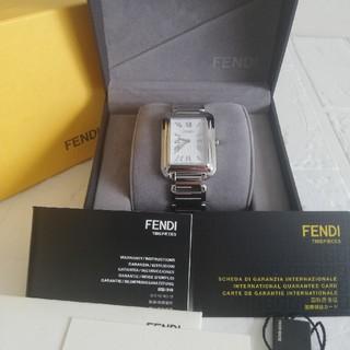 フェンディ(FENDI)のフェンディ ビックフェイス メンズ腕時計(腕時計(アナログ))