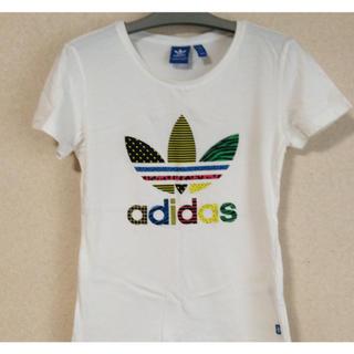 アディダス(adidas)のアディダスTシャツ♡スポーツ、ヨガ、ダンス、にも(ダンス/バレエ)