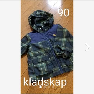 kladskap - クレードスコープ ウィンドブレーカー ジャンパー 90