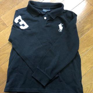 ラルフローレン(Ralph Lauren)のラルフローレン 長袖ポロシャツ 130センチぐらい  お安くなりました!!!(その他)
