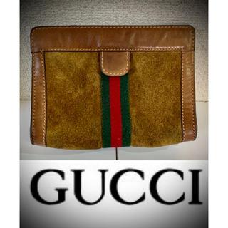 グッチ(Gucci)のグッチ オールドグッチ パフューム クラッチバッグ (クラッチバッグ)