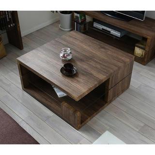 【送料無料】Sandbar Low Table / Brown(ローテーブル)