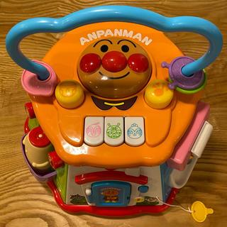 アガツマ(Agatsuma)のアンパンマン おおきなよくばりボックス おもちゃ 知育 勉強 ベビー(知育玩具)