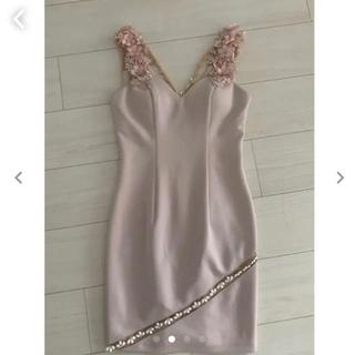 エンジェルアール(AngelR)の美品 AR  ドレス(ミディアムドレス)