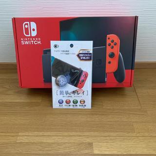 ニンテンドウ(任天堂)のNintendo Switch 本体 ネオン 【新品・未開封】(家庭用ゲーム機本体)