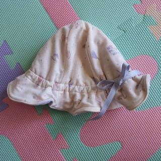 ジェラートピケ(gelato pique)のジェラピケ ベビー帽子(帽子)