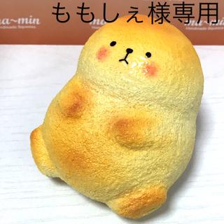手作りスクイーズ 人形パン(ごろりん)(その他)