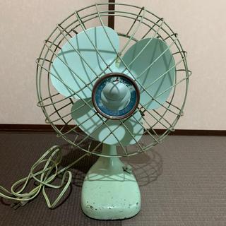 ミツビシ(三菱)の昭和初期 レトロ 三菱 扇風機(扇風機)