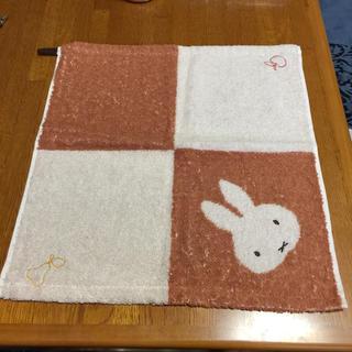 ニシカワ(西川)の【ちゃちゃ様専用】ミッフィー /miffy  バンドタオル(タオル/バス用品)