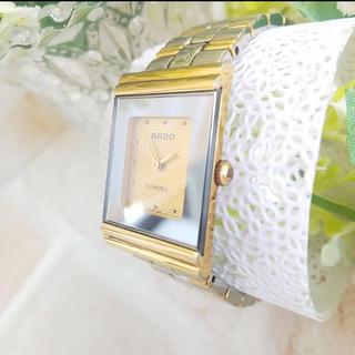 ラドー(RADO)のラドー フローレンス レディース クォーツ (腕時計)