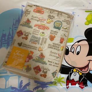 Disney - ディズニー パークフード柄 母子手帳 ケース