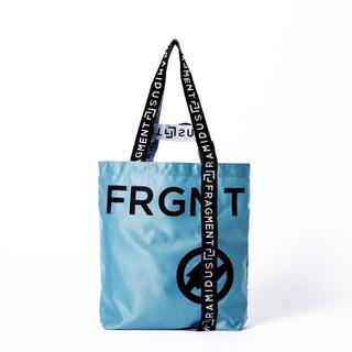 送込 M FRAGMENT DESIGN RAMIDUS TOTE BAG ②(トートバッグ)
