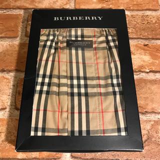 バーバリー(BURBERRY)の正規品 BURBERRY LONDON バーバリー ノバチェック トランクス L(トランクス)