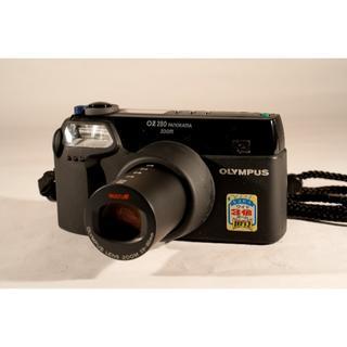 オリンパス(OLYMPUS)の元箱付きフィルムカメラ OLYMPUS OZ280 PANORAMA ZOOM(フィルムカメラ)