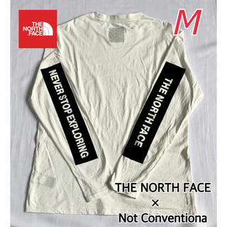 THE NORTH FACE - TNF ノースフェイス ロンT Tシャツ Not Conventiona レイジ