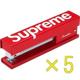 シュプリーム(Supreme)の千台様専用 5個セット  swingline stapler(その他)