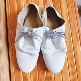 ネストローブ(nest Robe)のque shoes ノスト S(ローファー/革靴)