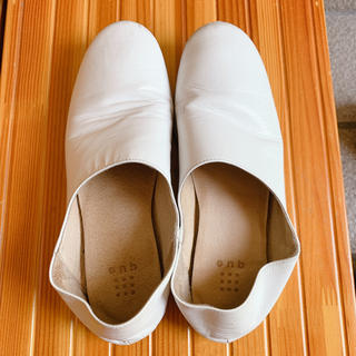 ネストローブ(nest Robe)のque shoes プレーン S(ローファー/革靴)