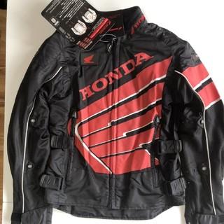 ホンダ(ホンダ)のバイクプロテクターメッシュジャケットHONDAメンズLsize(装備/装具)