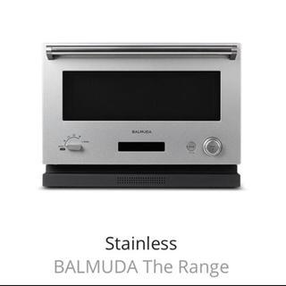 バルミューダ(BALMUDA)のバルミューダ   オーブンレンジ ステンレス (電子レンジ)