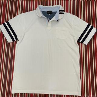 ティーケー(TK)のお値下げ☆TK メンズ ポロシャツ L(ポロシャツ)