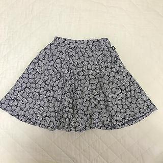 アニエスベー(agnes b.)のアニエスべー 半円サーキュラースカート6ans(スカート)
