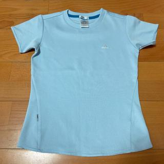 アディダス(adidas)のアディダス レディース Tシャツ(Tシャツ(半袖/袖なし))