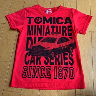 タカラトミー(Takara Tomy)のどんちゃんさま 専用110 トミカ パトカー半袖(Tシャツ/カットソー)