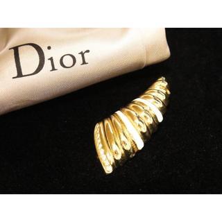 クリスチャンディオール(Christian Dior)のクリスチャンディオール ヴィンテージ ブローチ Christian Dior(ブローチ/コサージュ)