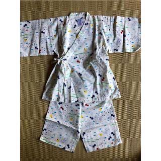 ミキハウス(mikihouse)の【新品】ミキハウス★甚平★130(甚平/浴衣)