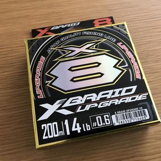 よつあみ(YGK)X−BRAID アップグレードX8 200m 0.6号(釣り糸/ライン)