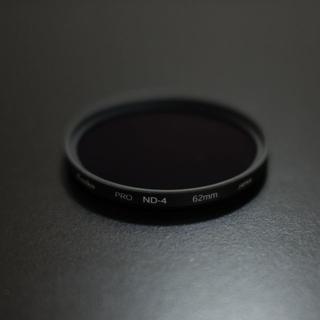 ケンコー☆NDフィルター【ND4】☆62mm中古