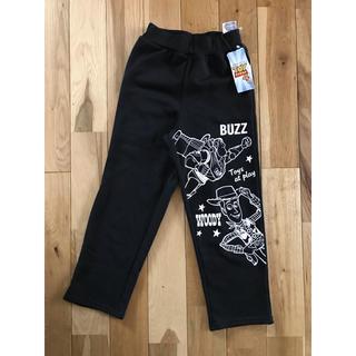 トイストーリー(トイ・ストーリー)の新品 トイストーリー スウェット パンツ 長ズボン 120センチ 黒 男の子(パンツ/スパッツ)