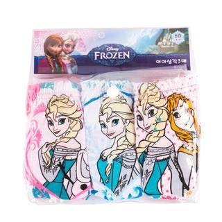 アナトユキノジョオウ(アナと雪の女王)の新品 ! アナ雪 100 パンツ ショーツ 下着 肌着 女の子 アナと雪の女王(下着)