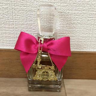 ジューシークチュール(Juicy Couture)のジューシークチュール 50ml 香水【ミィにゃん様 専用】(香水(女性用))