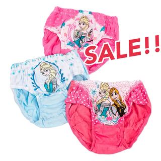アナトユキノジョオウ(アナと雪の女王)の新品 ! アナ雪 110 パンツ ショーツ  下着 肌着 女の子 子供 キッズ(下着)