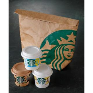 スターバックスコーヒー(Starbucks Coffee)の新品未使用 togoプリンバック(ノベルティグッズ)