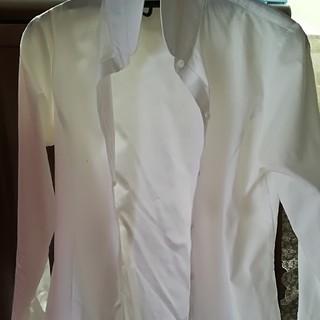 スーツカンパニー(THE SUIT COMPANY)のSUIT SELECTの白シャツ ladies(シャツ/ブラウス(長袖/七分))