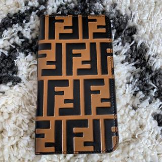 フェンディ(FENDI)のiPhoneケース(iPhoneケース)
