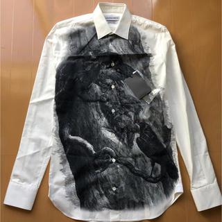 Alexander McQueen カラスシャツ